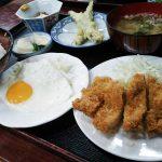 なかまち食堂の日替わり定食