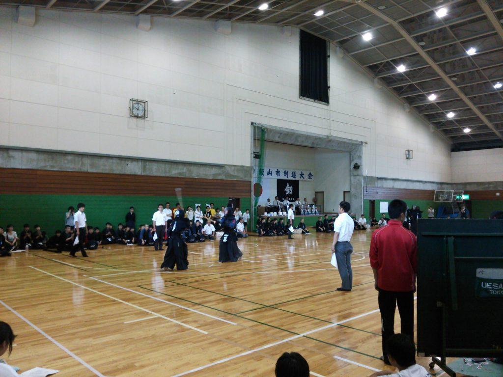 第51回飯山市剣道大会