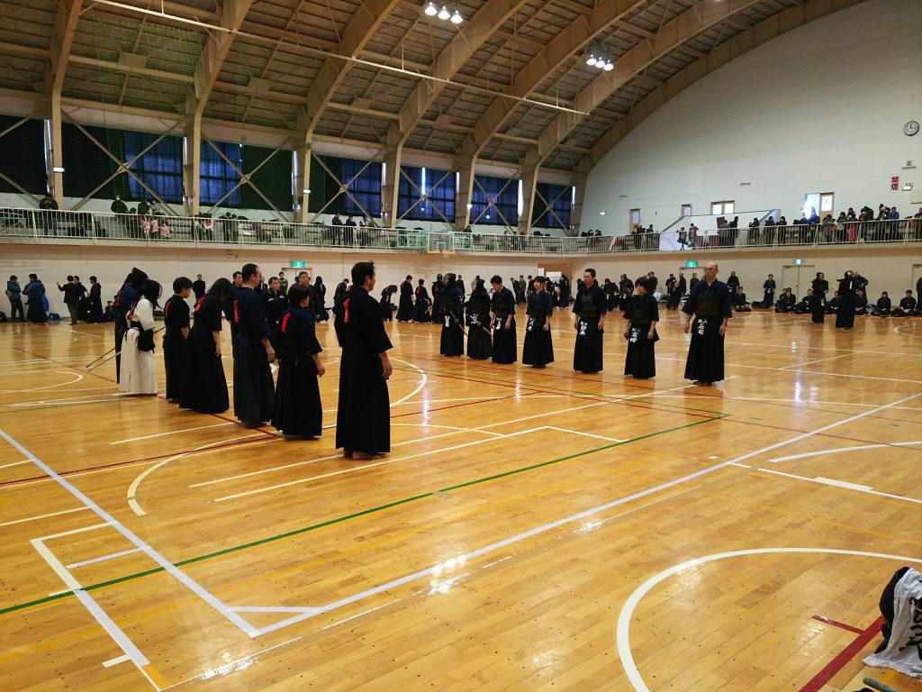 長野県剣道居合杖道薙刀大会