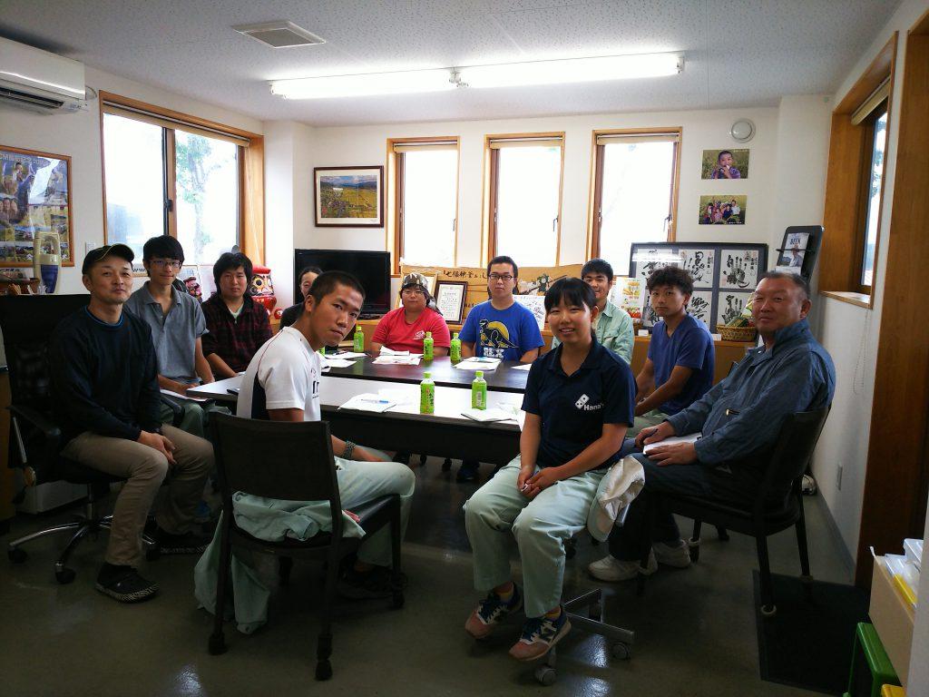 ゼミナール長野県農業大学校