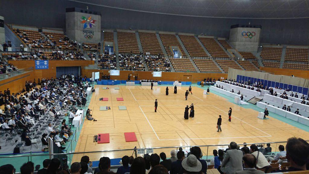 第56回 全日本女子剣道選手権大会