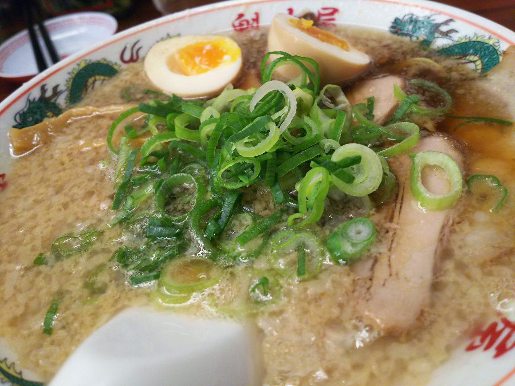 京都背脂醤油