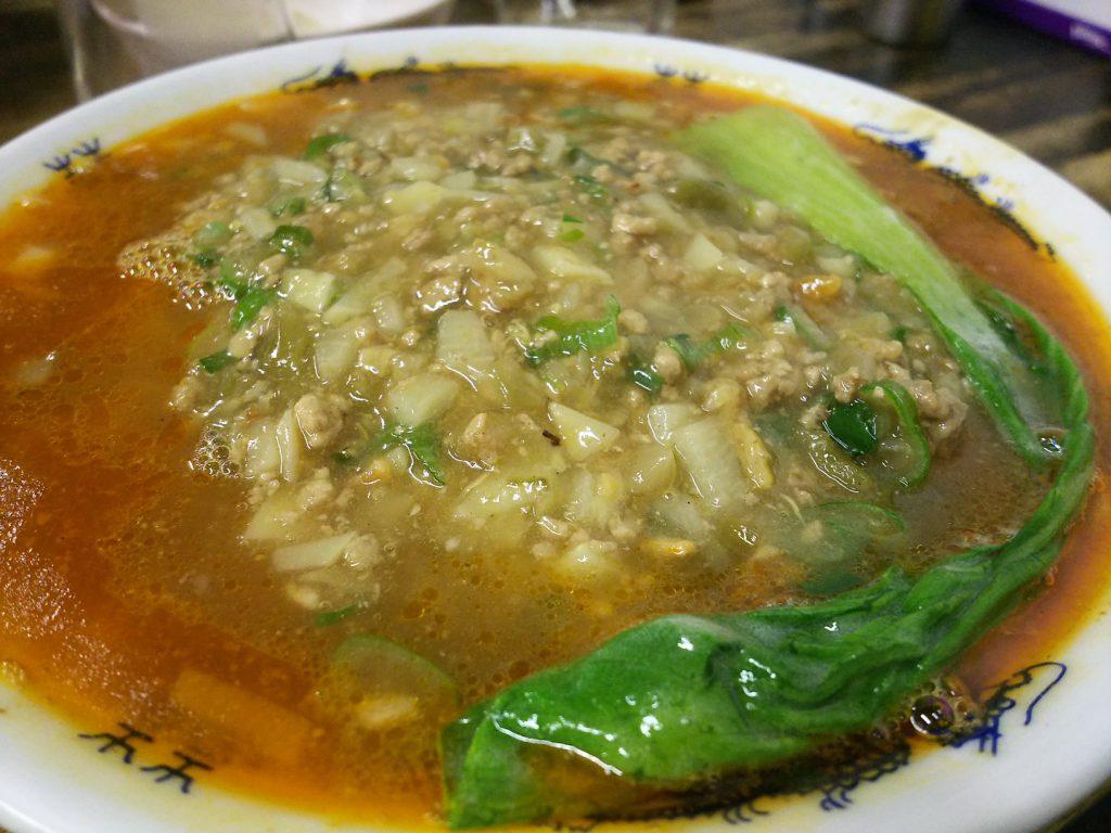 イナリ食堂 坦々麺