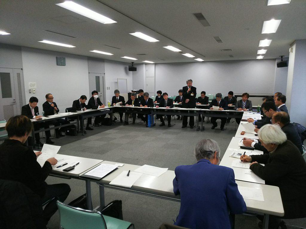 農業5団体会議