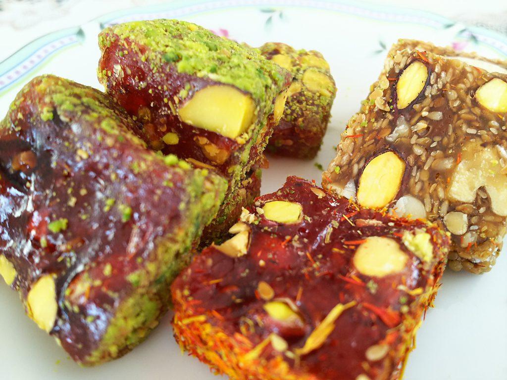 トルコのお菓子 ロクム