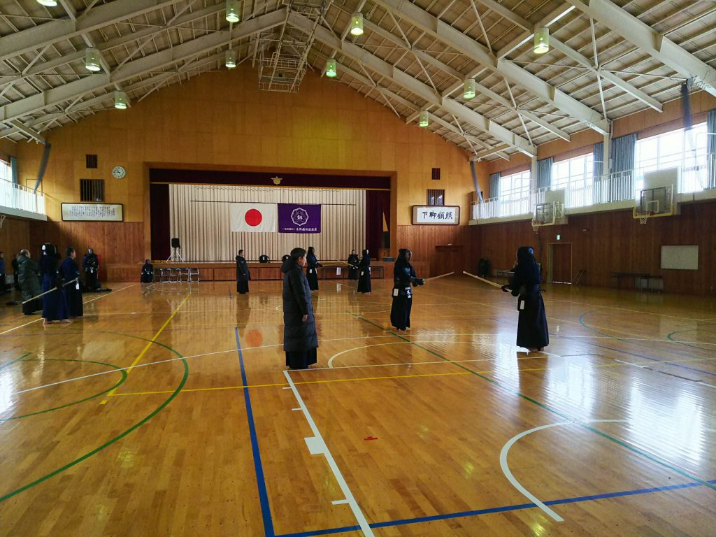 剣道模擬審査