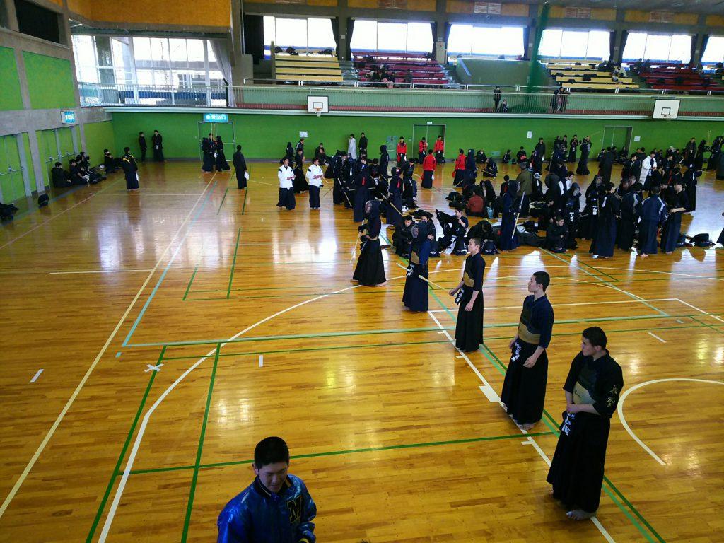 東信高体連総合剣道大会