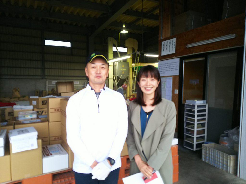藤原アナウンサー テレビ信州