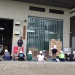 お米作り学習 戸狩小学校5年生