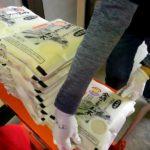 輸出米出荷準備