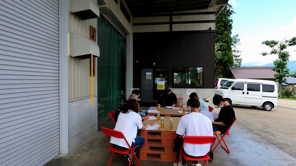 長野県農業大学校起業チャレンジ論